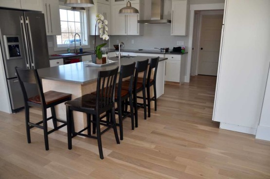 White Oak Plank Flooring Installation Hardwood Floor Installation nj 1 555x368